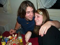 Chlausabend 2003 - Bild  6
