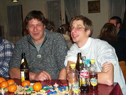 Chlausabend 2003 - Bild  14