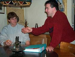 Chlausabend 2003 - Bild  18