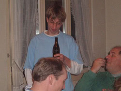 Chlausabend 2004 - Bild  15