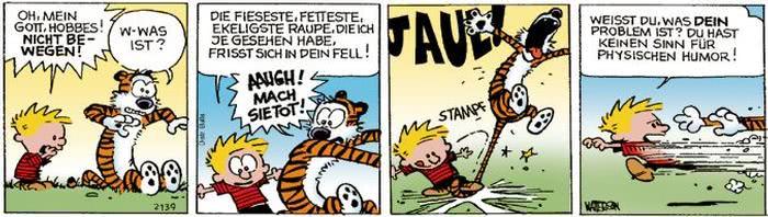 Calvin vom 21.07.2017