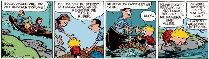 Calvin vom 16.08.2017