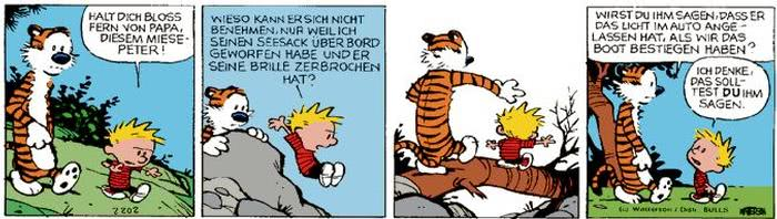 Calvin vom 18.08.2017