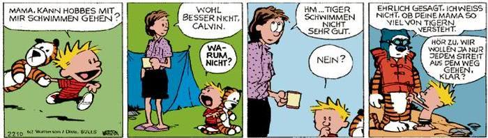 Calvin vom 30.08.2017