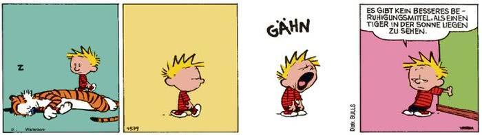 Calvin vom 24.10.2017