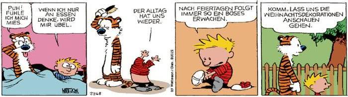 Calvin vom 02.11.2017