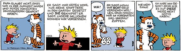 Calvin vom 08.12.2017