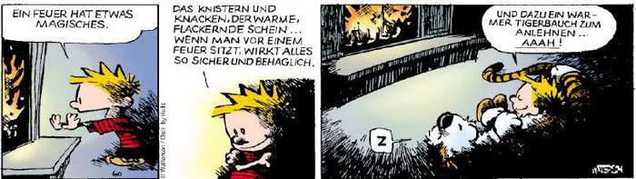 Calvin vom 30.07.2018