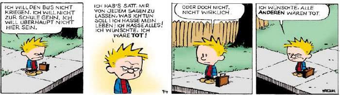 Calvin vom 07.08.2018