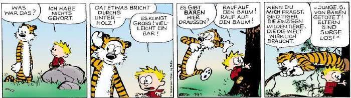Calvin vom 07.11.2018