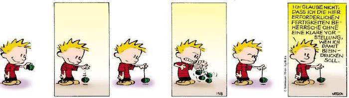 Calvin vom 15.11.2018