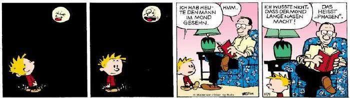 Calvin vom 16.11.2018