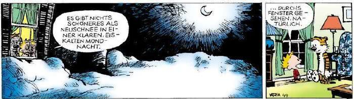 Calvin vom 27.11.2018