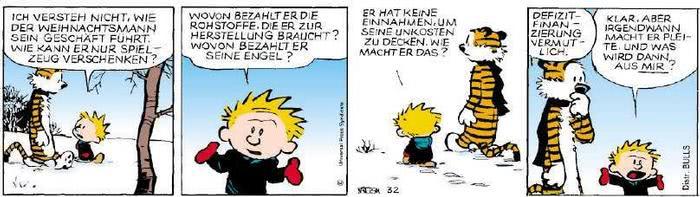Calvin vom 05.12.2018