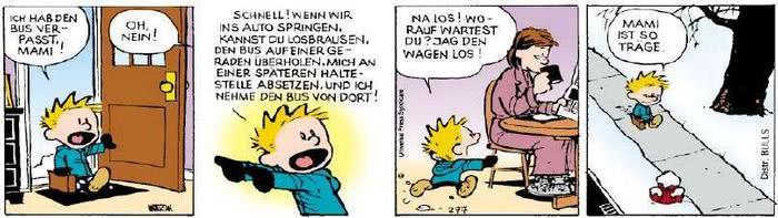 Calvin vom 04.01.2019