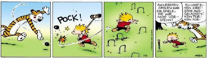 Calvin vom 30.01.2019