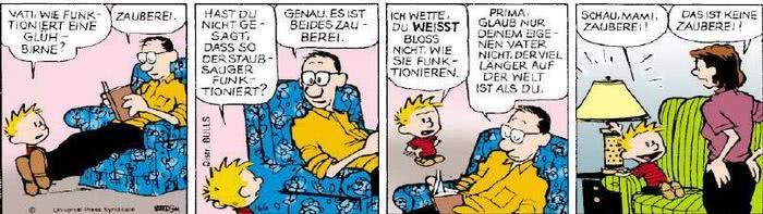Calvin vom 04.02.2019