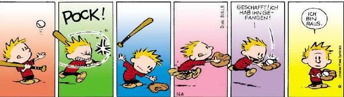 Calvin vom 06.02.2019