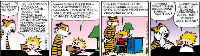 Calvin vom 12.02.2019