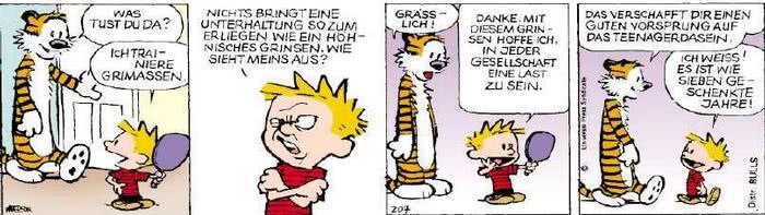 Calvin vom 05.03.2019