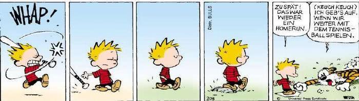 Calvin vom 06.03.2019