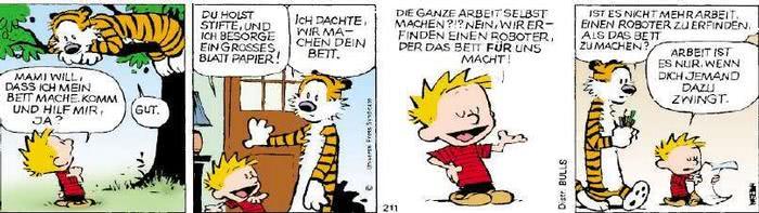 Calvin vom 11.03.2019
