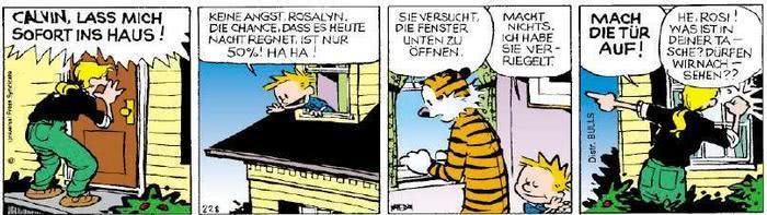 Calvin vom 02.04.2019