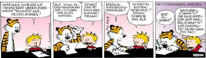 Calvin vom 10.05.2019