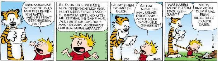 Calvin vom 17.05.2019