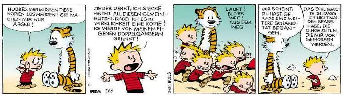 Calvin vom 03.06.2019