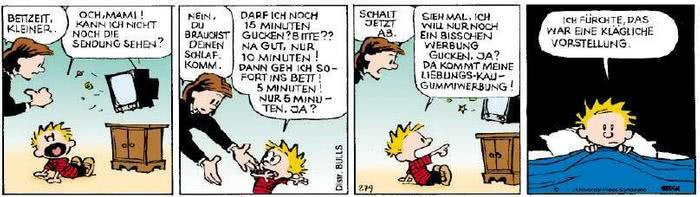 Calvin vom 14.06.2019