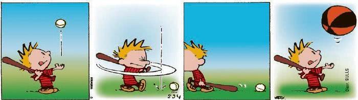 Calvin vom 25.08.2020