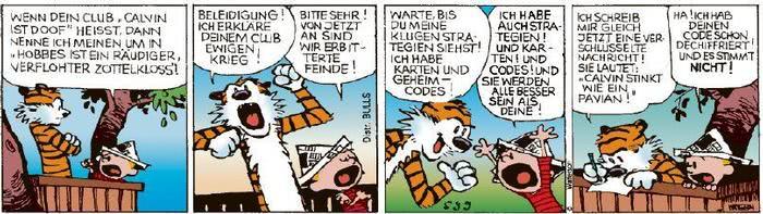 Calvin vom 01.09.2020