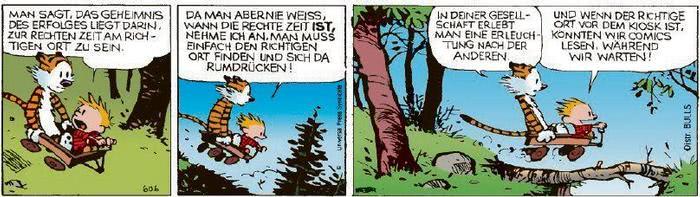 Calvin vom 10.09.2020