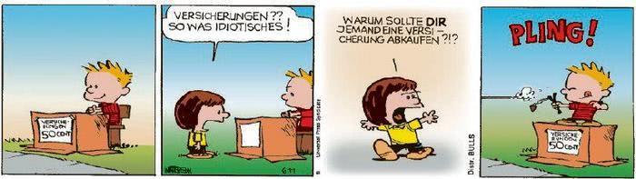 Calvin vom 17.09.2020