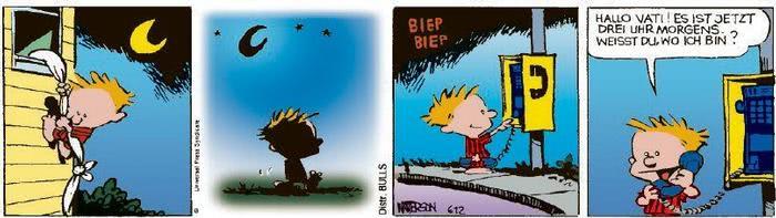 Calvin vom 18.09.2020