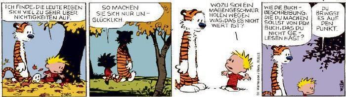 Calvin vom 05.10.2020