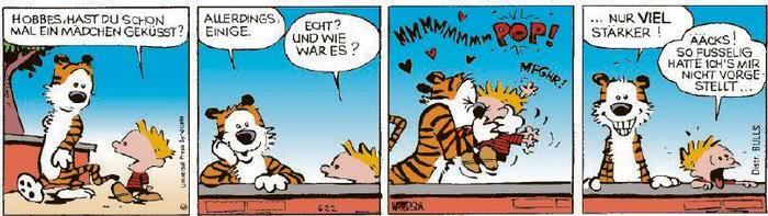 Calvin vom 08.10.2020