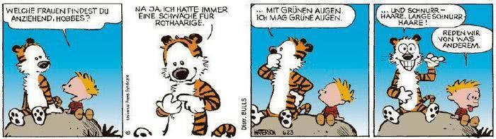 Calvin vom 09.10.2020