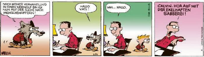 Calvin vom 12.10.2020