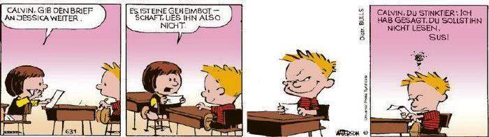 Calvin vom 21.10.2020