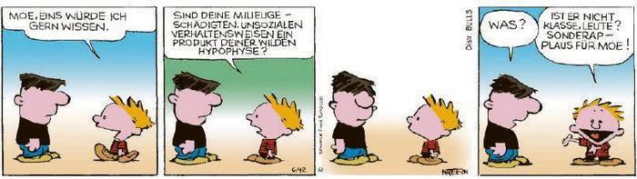 Calvin vom 05.11.2020