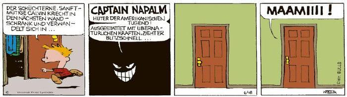 Calvin vom 10.11.2020