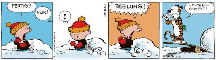Calvin vom 04.12.2020