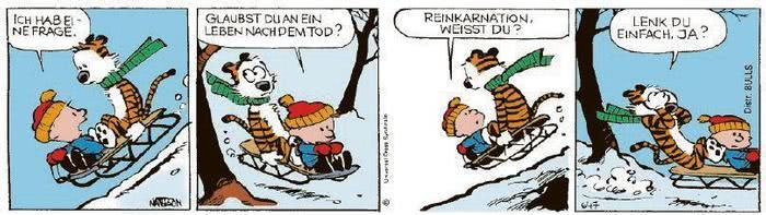 Calvin vom 07.12.2020