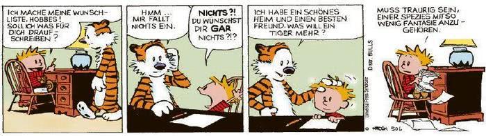 Calvin vom 09.12.2020