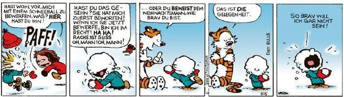 Calvin vom 22.12.2020