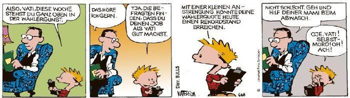 Calvin vom 30.12.2020