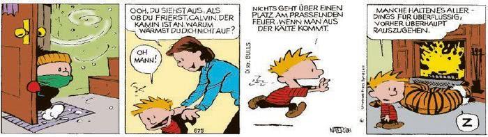 Calvin vom 06.01.2021