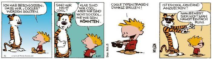 Calvin vom 27.01.2021